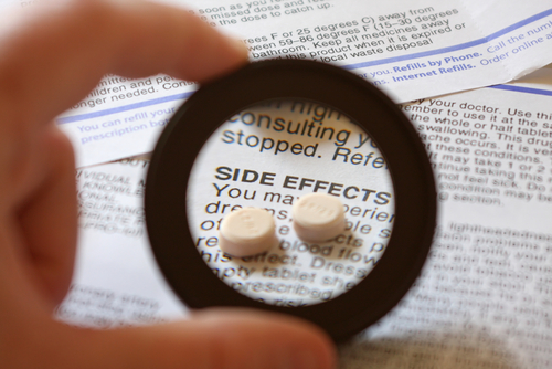 Side Effects of ADHD Medication including Ritalin