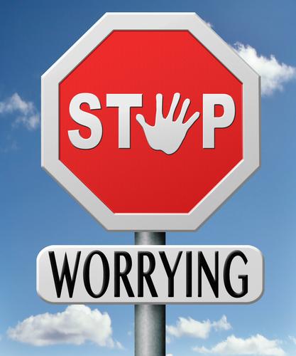 OCD - Stop worrying