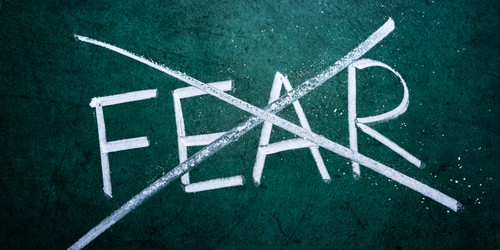 Reduce fear with Neurofeedback
