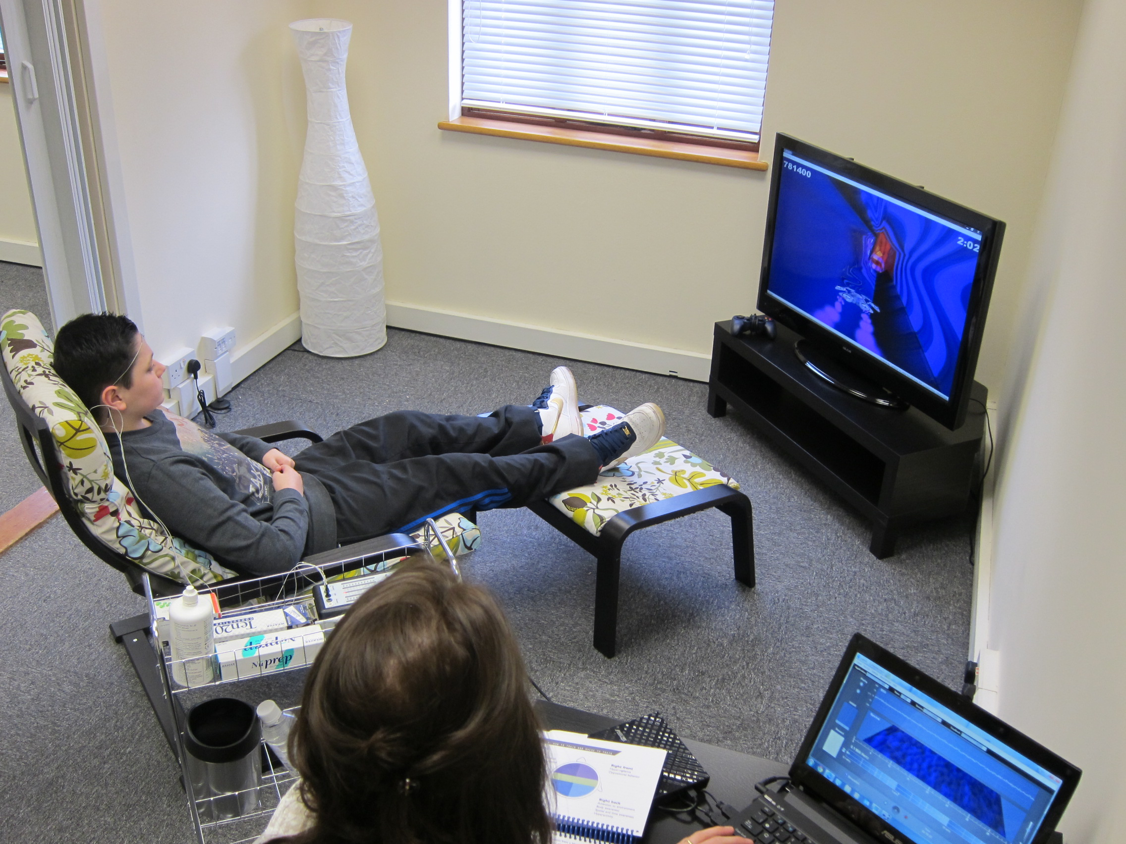 Neurofeedback in Action at BrainTrainUK