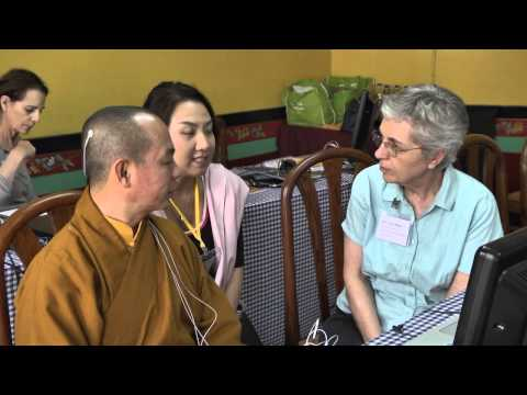 Monk, MIn Chau Le and Sue Othmer