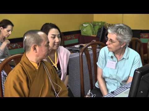 Monk, MIn Chau Le and Sue Othmer